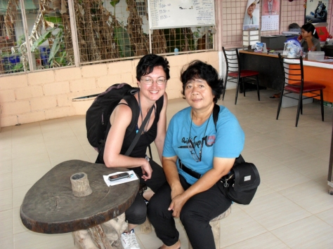Thai mama and I - Koh Lanta