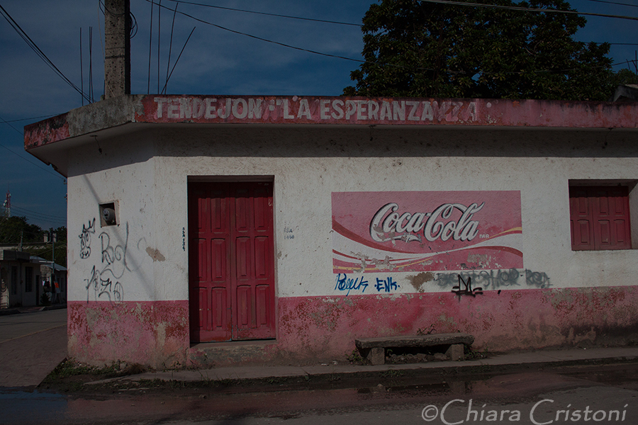 """Mexico Bacalar Yucatan """"Quintana Roo"""" store"""