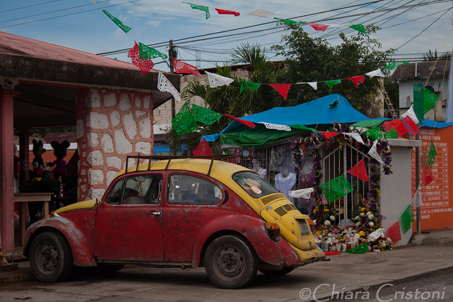 """Mexico Bacalar Yucatan """"Quintana Roo"""" market"""