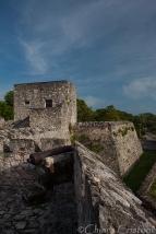 "Mexico Bacalar Yucatan ""Quintana Roo"" fort"