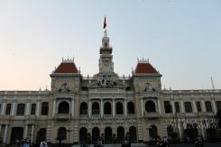 Saigon - Hotel de Ville