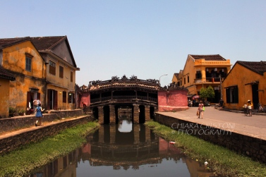 The Japanese Covered Bridge