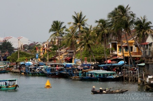 The river in Hoi An