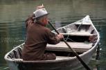 A boat man
