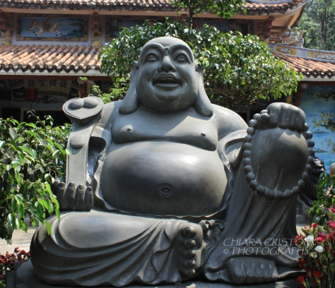 The Happy Buddha