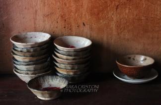 Saigon - Still Life in the pagoda