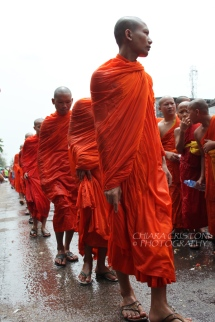 Soaked monks
