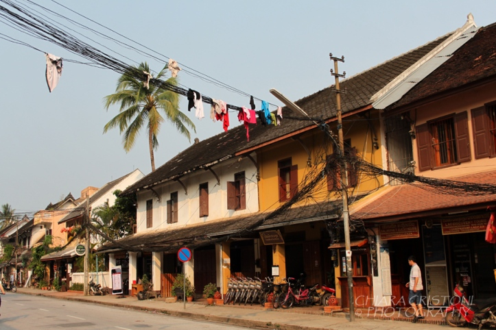 Old Quarter in Luang Prabang
