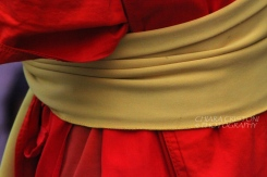 Belt and robe colours