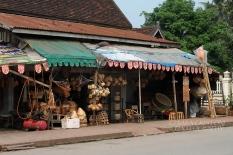 Shop in Luang Prabang