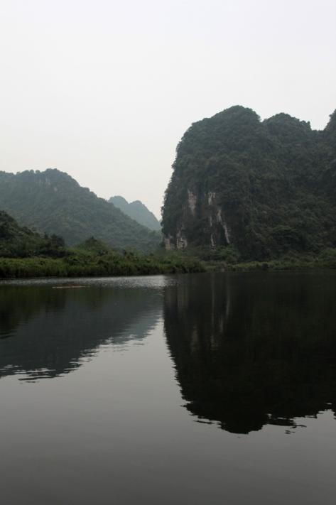 More limestone hills