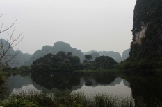 Around Ninh Binh area
