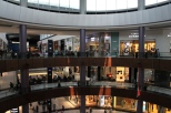 In the Dubai Mall - the world's largest mall