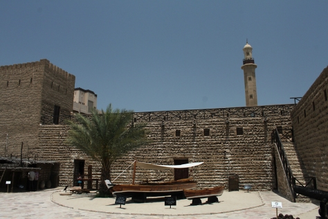 The Dubai Museum (in Al Fahidi Fort)