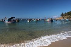 Bai Xep harbour