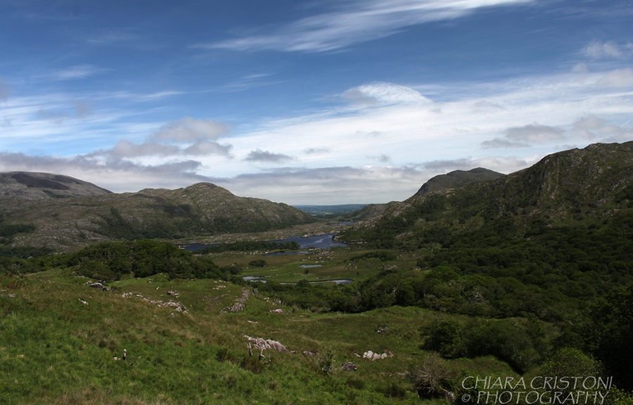Lakes of Killarney from Ladies View