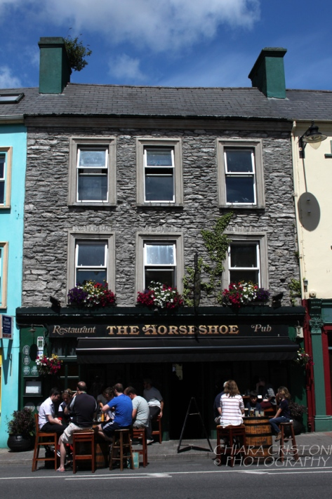 Pub in Kenmare, Ireland
