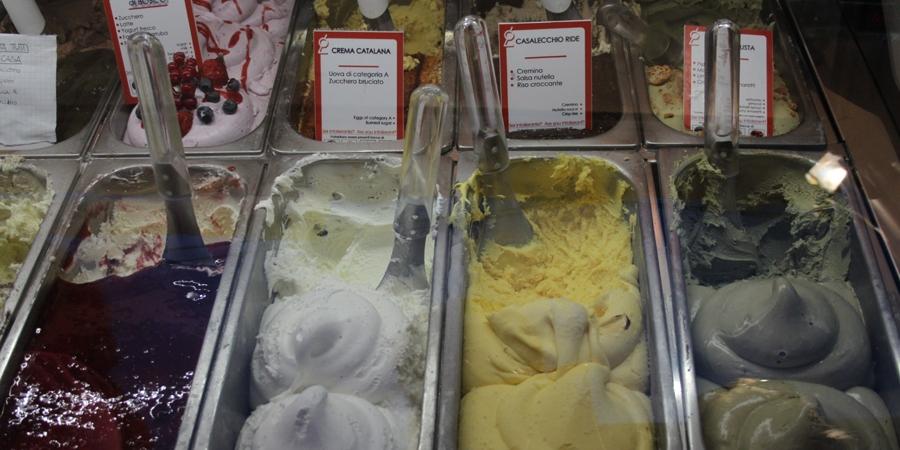 gelato, ice cream, Italy