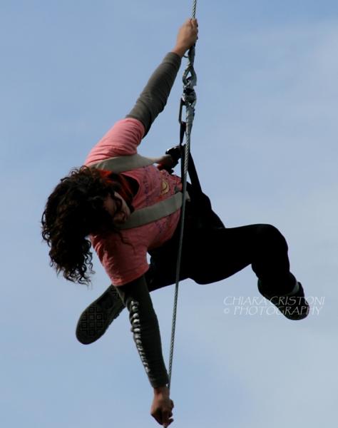air acrobat circus
