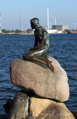 mermaid copenhagen denmark