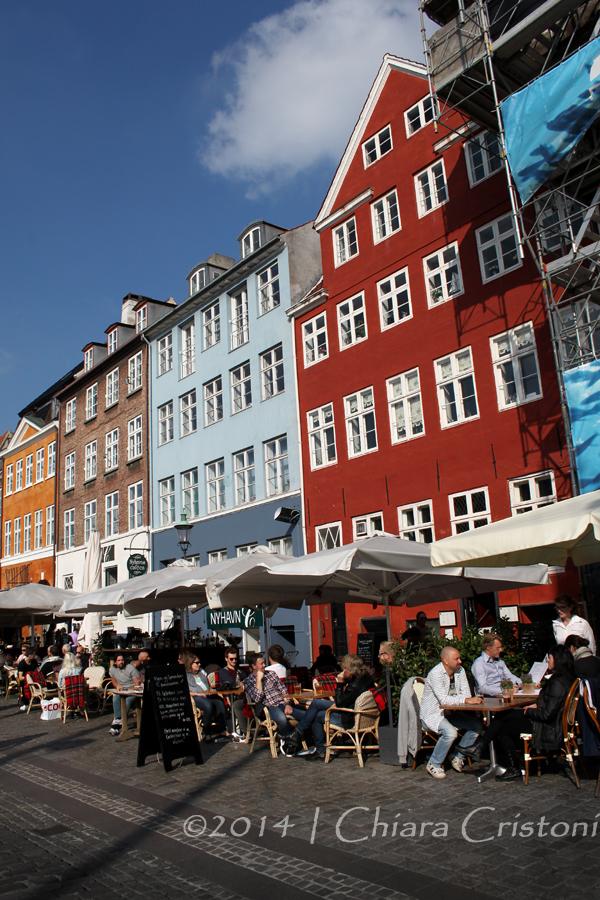 Denmark Copenhagen Nyhavn