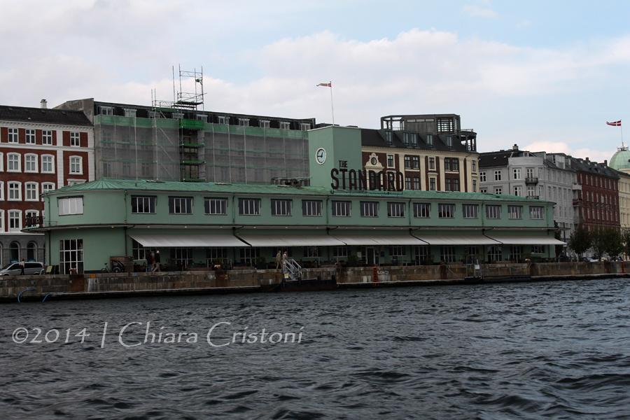 Copenhagen old pier