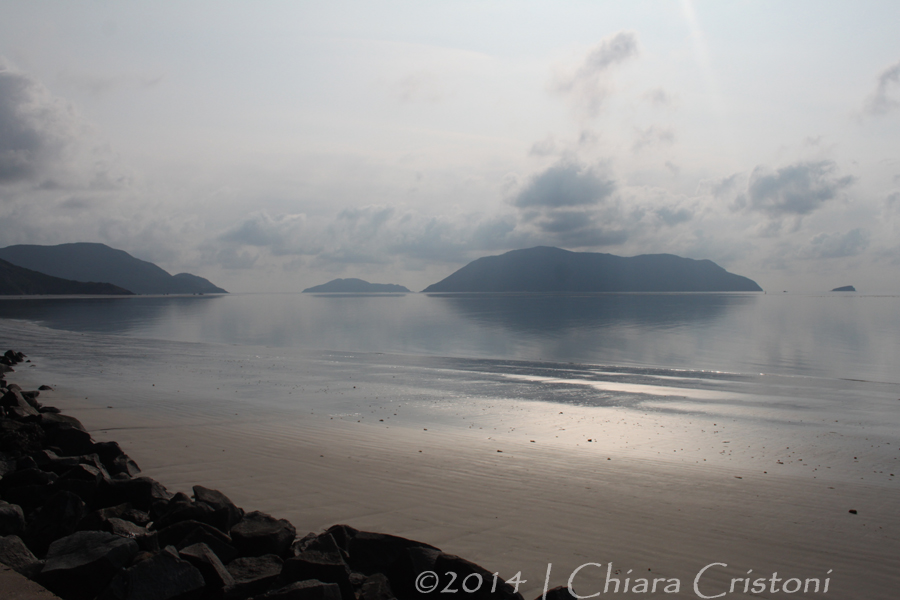 """misty dreamy """"Con Dao"""" Vietnam island"""