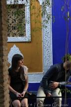 """Morocco Marrakech """"Jardin Majorelle"""""""