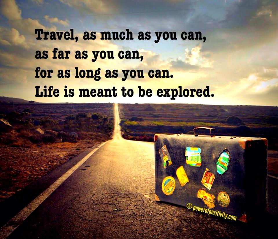 Quote For Travel: Travel Quotes On Pinterest