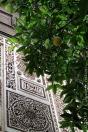 Morocco Marrakech Medina Palais Bahia