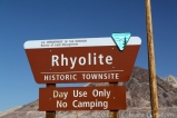 "Rhyolite Nevada ""ghost town"""