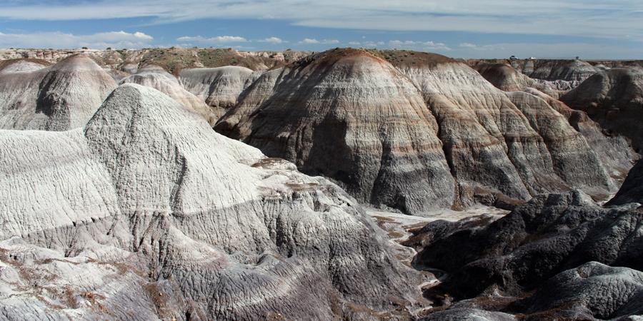 """badlands """"Petrified Forest"""" Arizona"""