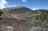 """Sunset Crater Volcano"" Arizona"
