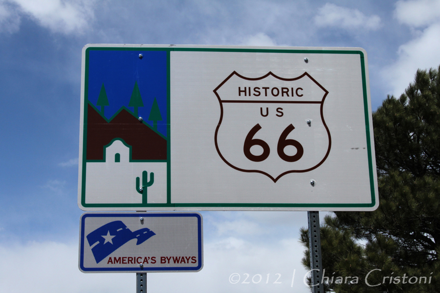 """""""Route 66"""""""