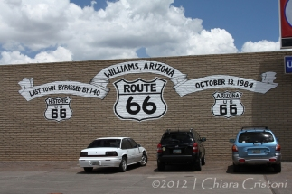 "Williams Arizona ""Route 66"" ""Mother Road"""