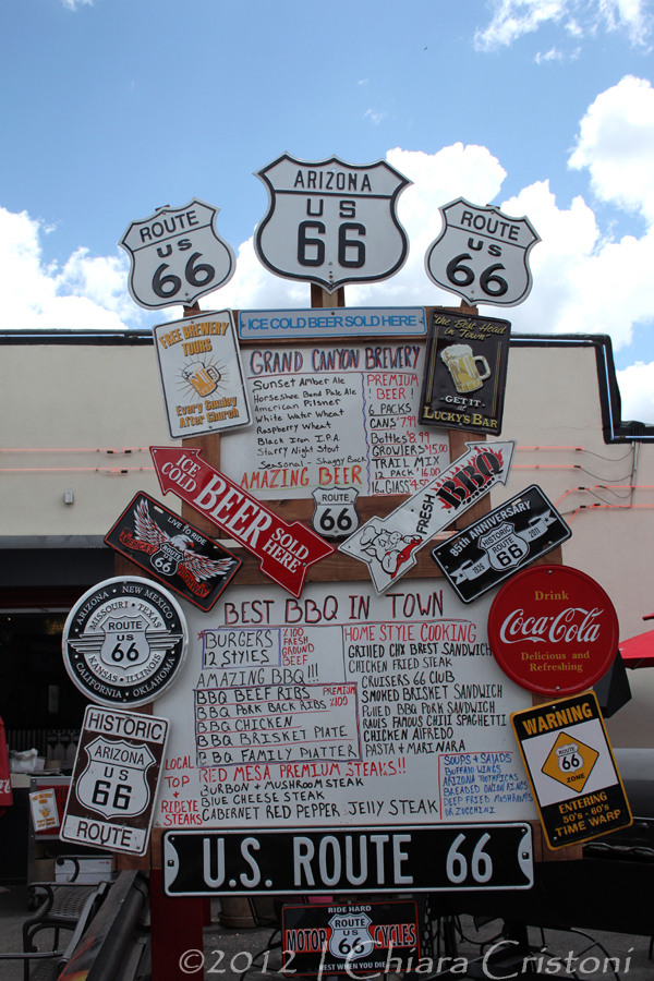 "Williams Arizona ""Route 66"" ""Mother Road"""