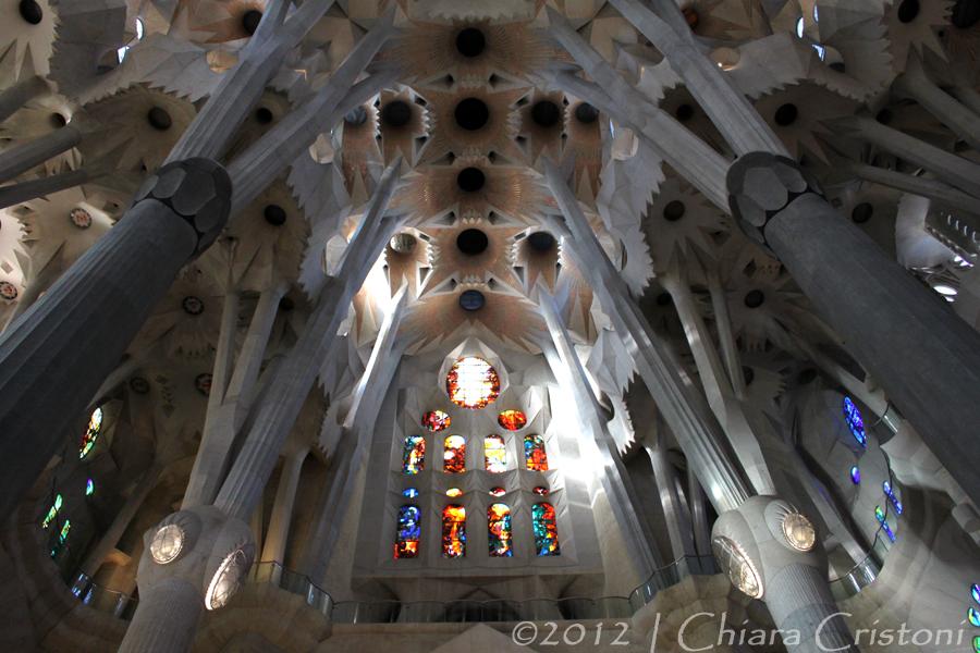"""sagrada Familia"" Barcelona Spain"