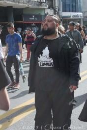 """Montevideo Uruguay """"Zombie Walk"""""""