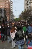 """Uruguay Montevideo """"Zombie Walk"""""""