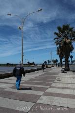 Uruguay Montevideo Pocitos Rambla
