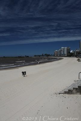 Uruguay Montevideo Pocitos playa