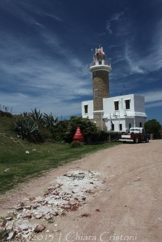 "Uruguay Montevideo ""Punta Carretas"" lighthouse"