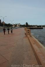 Uruguay Montevideo rambla