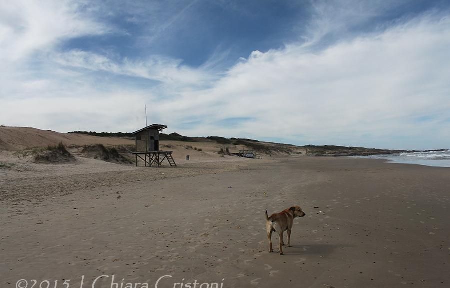 """Uruguay """"Punta del Diablo"""" """"Playa del Rivero"""""""