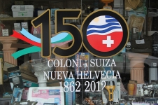 """Uruguay """"Nueva Helvecia"""" """"Colonia Suiza"""""""