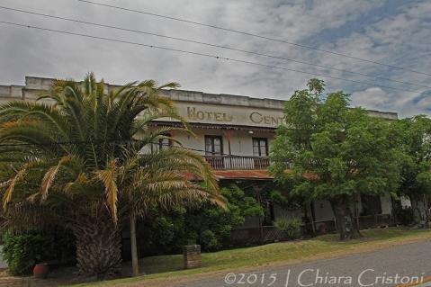 """Uruguay """"Nueva Helvecia """"Colonia Suiza"""" """"Hotel Central"""""""