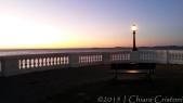 sunset Uruguay Colonia