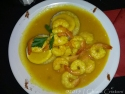 shrimp dish lemon