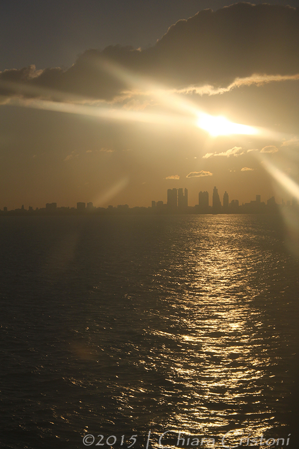 """Argentina """"Buenos Aires"""" sunset"""