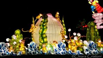 """Magical Lantern Festival"" London"